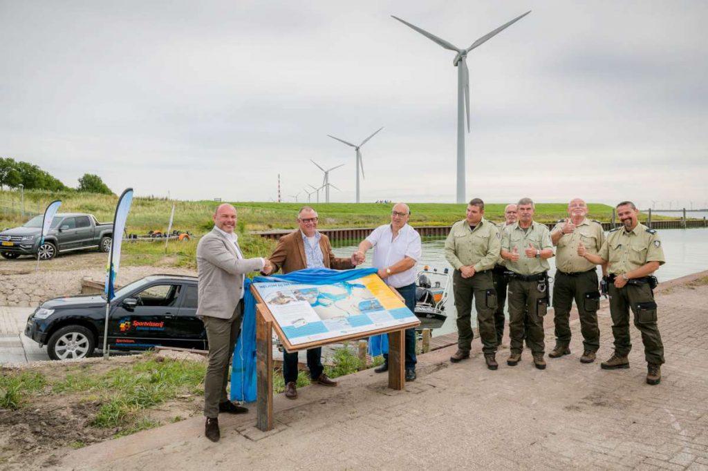 Sportvisserij Zuid West Nederland opening