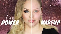 NIkkietutorials the Power of makeup