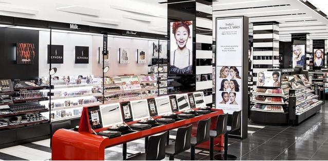 Sephora makeup winkel