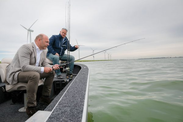 Sportvisserij Zuid West Nederland en Wethouder van der vlught