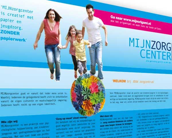 MijnZorgCenter Folder Detail
