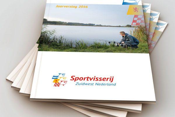 Jaarverslag Sportvisserij Zuidwest Nederland