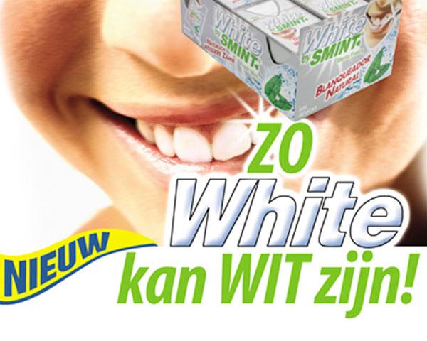 Verpakking Smint White