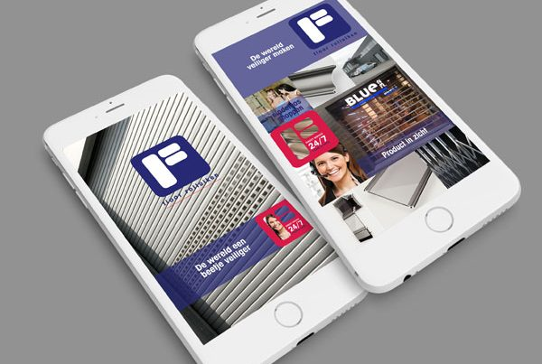 Mobiel website Floor Rolluiken
