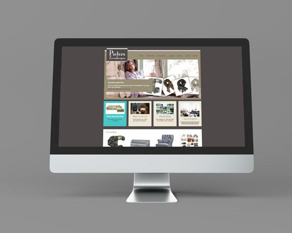 Website Pieters Zevenbergen