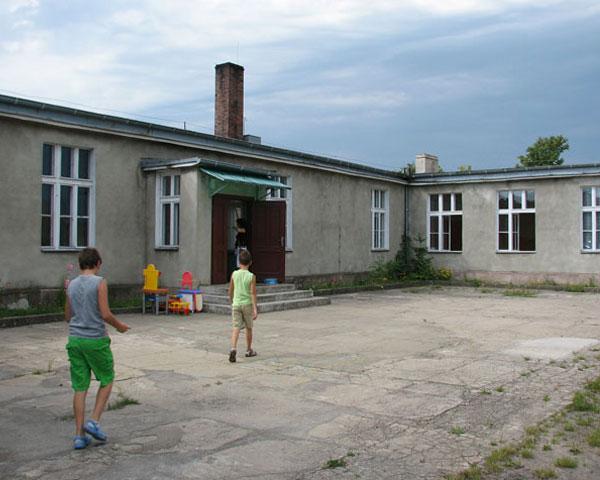 School Stichting blauw
