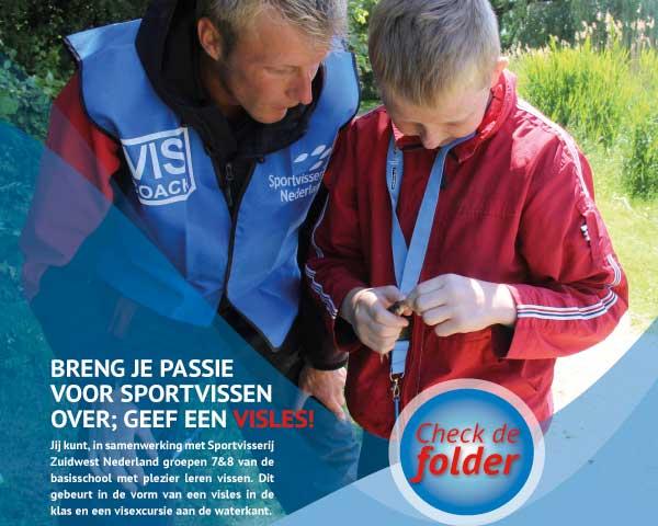 Poster Sportvisserij