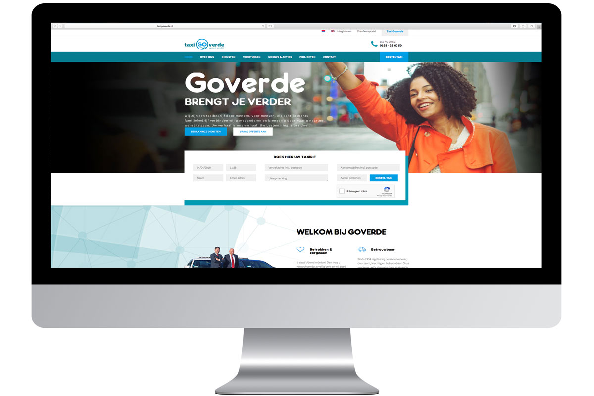 Website-goverde