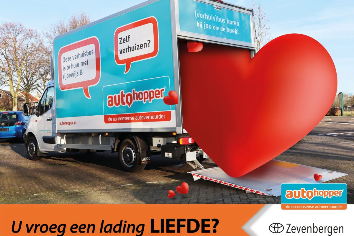 Autohopper valentijn