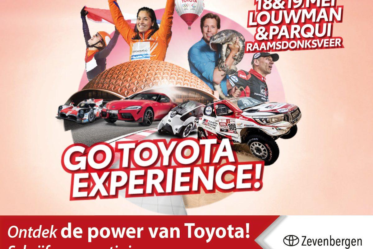 Toyotaexperienceevent