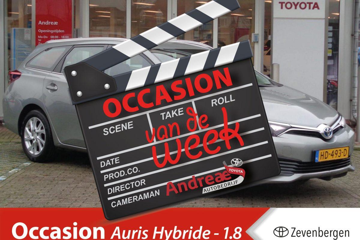 occasion vd week-auris